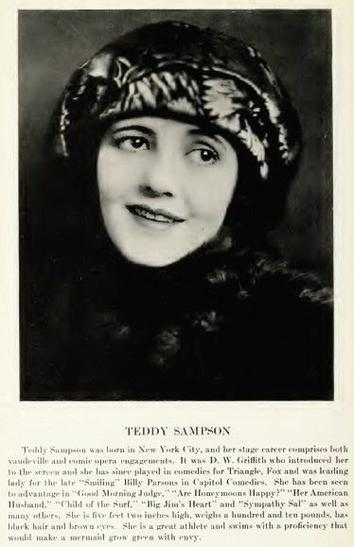 Teddy Sampson