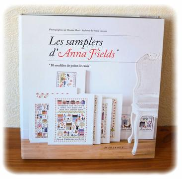 Sampler Anna Fields