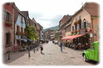 Un petit coin d'Alsace...