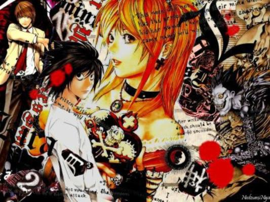 ¤Test Death Note ..¤