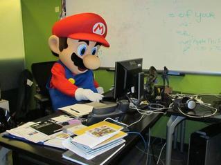 Site Super Mario Legend !!!!