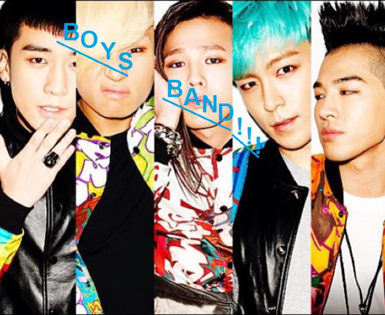 Les Boys Bands