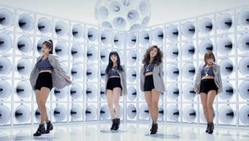Miss A (JYP Entertainment )