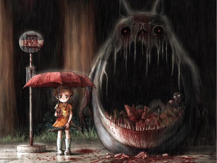 Vous connaissez Totoro