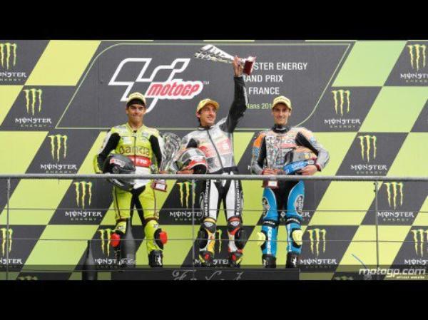 resultat Grand prix de France - Le Mans