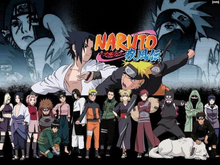 ~ Naruto ~