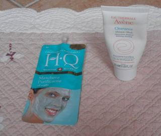 Mes produits pour la peau