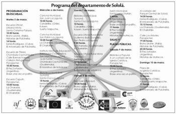 Programa completo del Festival Titiritlan