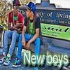 New boys - Tie Me Down
