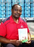 TONI-LEVI MBALA NKENGE, Auteur de la réfugiée esclave (poésie)
