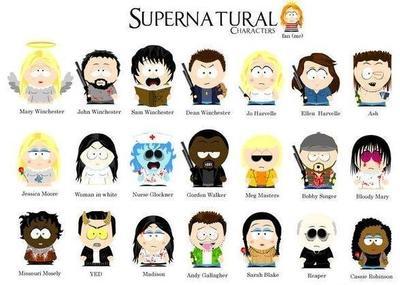 <3 SuperNatural <3