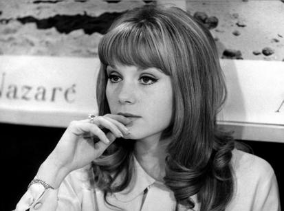 Françoise Dorléac , c'était un petit bout de femme .