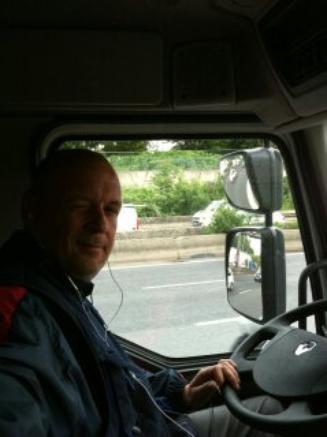 camion de mon ami david