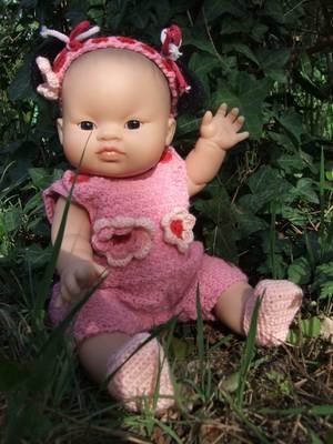 Une de mes petites Paola Reina!