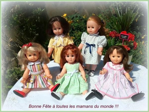 Bonne Fête aux mamans Modes et Travaux !