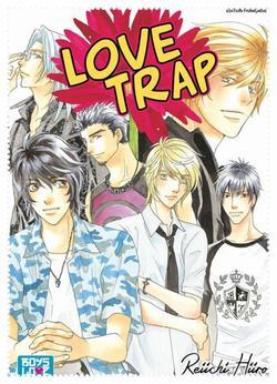 ♂ Yaoi manga N°3 : Love trap ♂