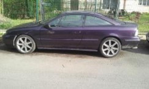 calibra turbo 16
