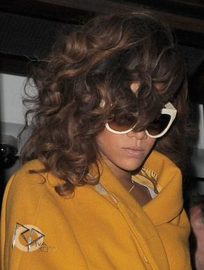 19 Août 2011 Rihanna au restaurant « Nozomi », Londres