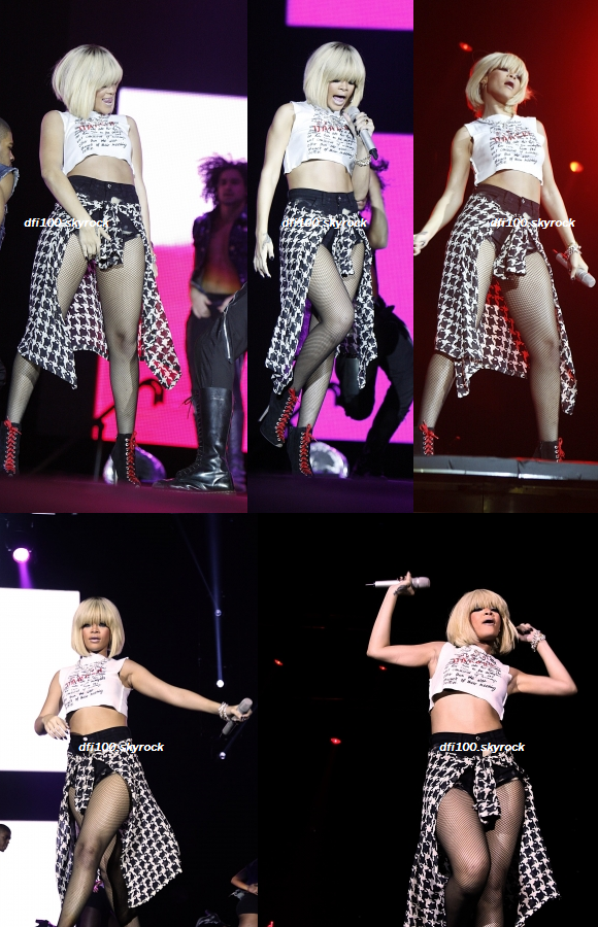 Le:04/12/11                            Jingle Bell Ball à Londres