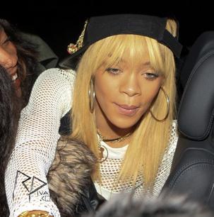 Rihanna sur un nouveau tournage à Londres