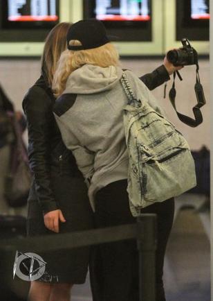 Rihanna quitte Los Angeles pour Londres