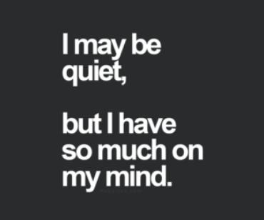 Je suis pudique et cela m'empêche d'exprimer mes sentiments