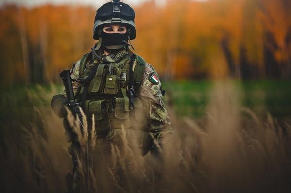 Je veux devenir militaire