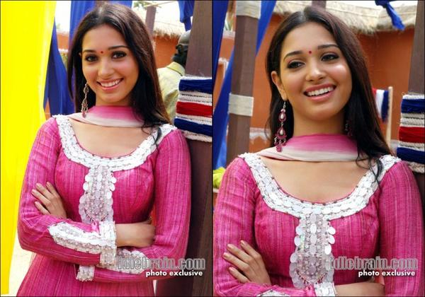 Photoshoot - Tamanna From Sree Movie