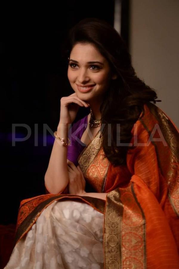 Tamannaah Bhatia's photoshoot for Joh Rivaaj