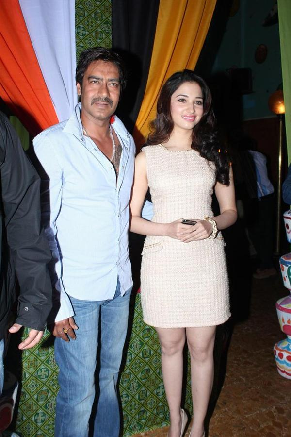 2013 Events : Tamanna at Himmatwala First Look Launch