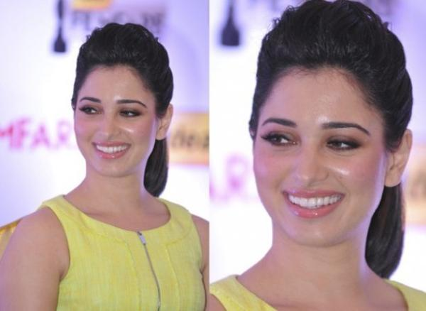 2013 Events : Tamanna at 60th Idea Filmfare Awards Conference