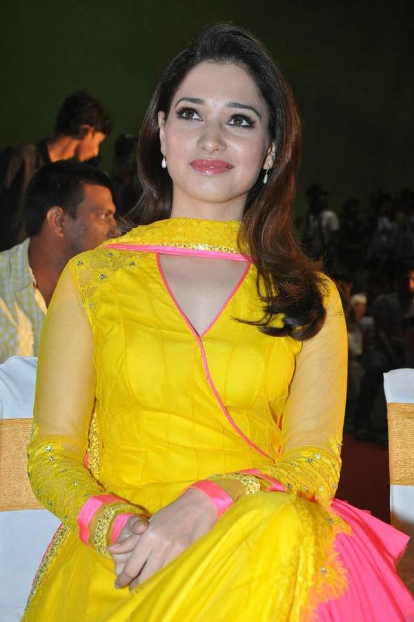 2013 Events : Tamanna At Mr.Pellikoduku Audio Launch