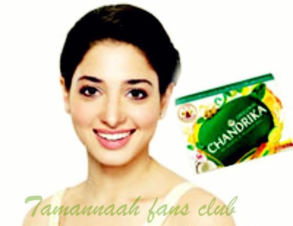 Tamana For Chandrika Soap