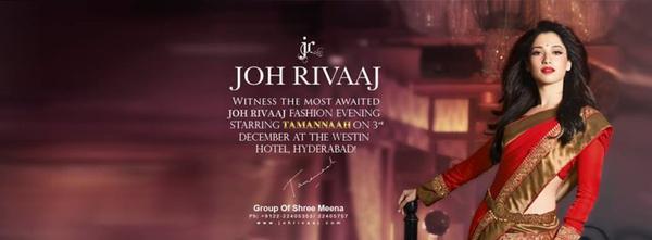Photoshoot For Joh Rivaaj
