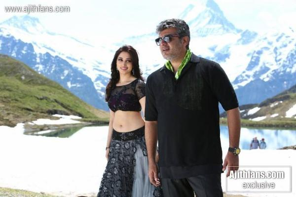 Veeram Movie Stills