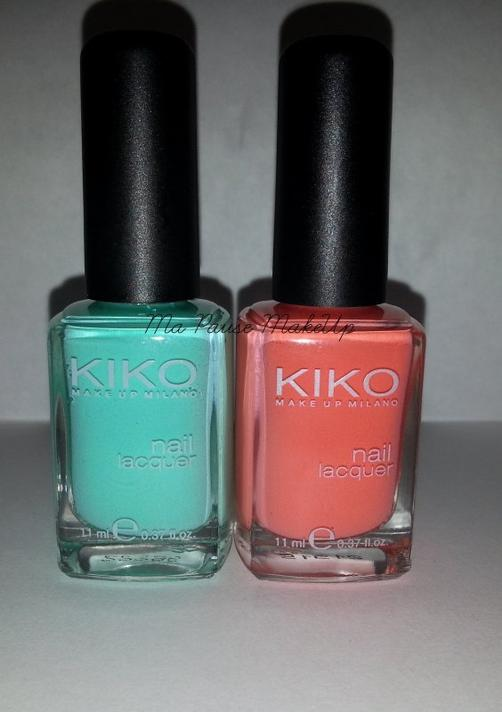 # Coup de coeur - Les vernis Kiko