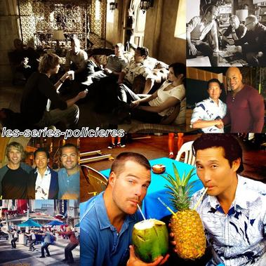 crossover ncis los angeles et hawaii 5-0