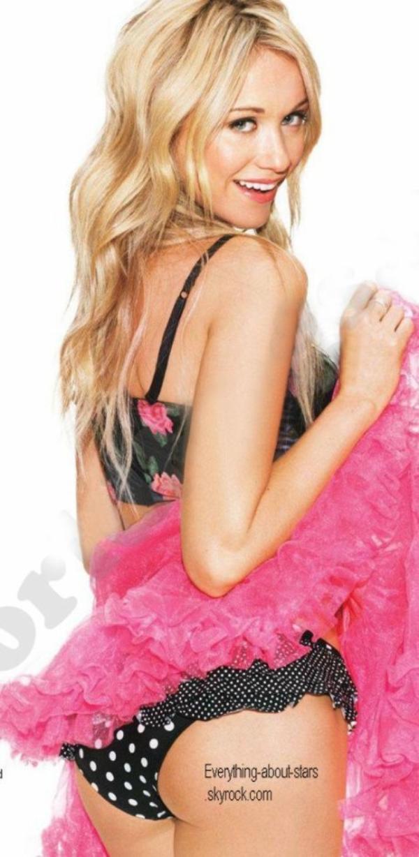Magazine:  Katrina Bowden en couverture de Maxim