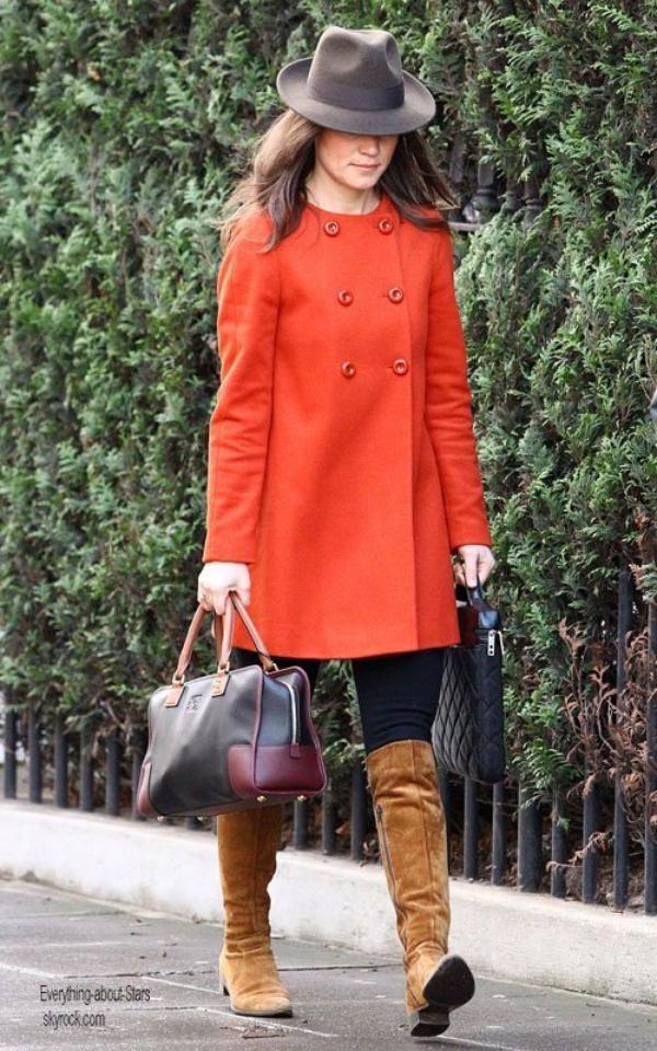Zoom: Le look de Pippa Middleton