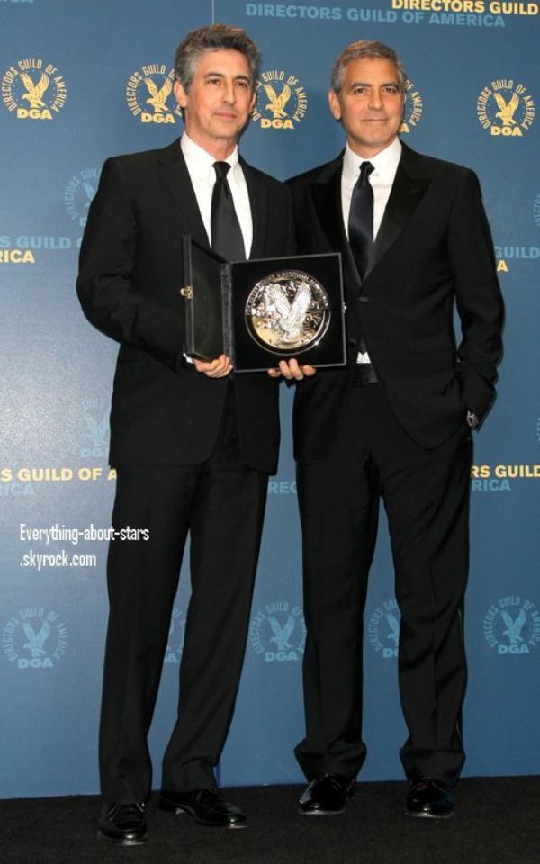 """Evénement: Les Peoples été présents hier au """"  the 64th Annual Directors Guild Of America Awards""""    le 28 Janvier 2012"""