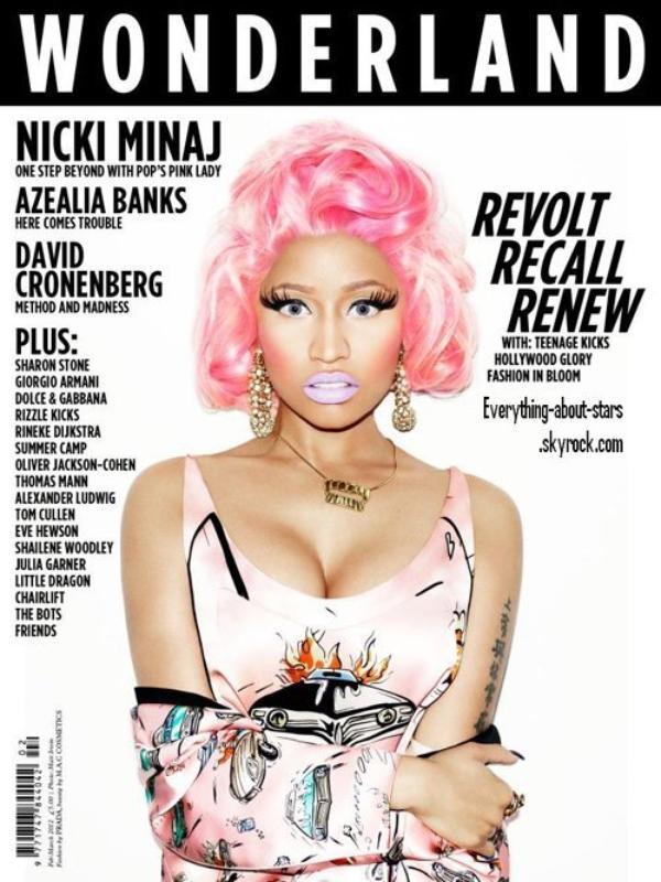 Magazines: