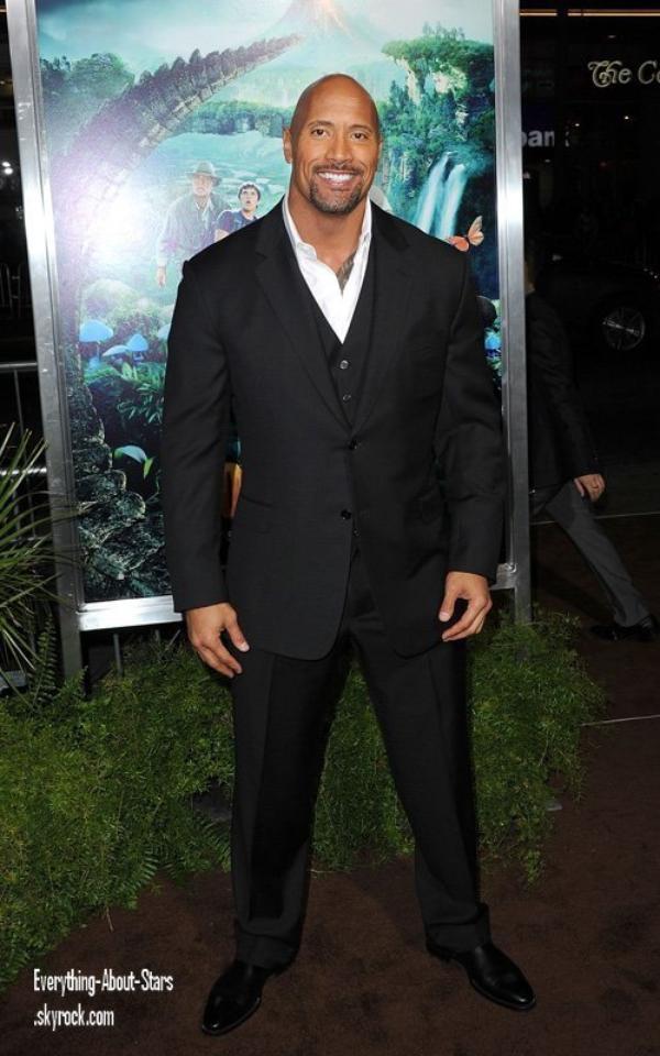"""Evénement: La première de """"Journey 2 - The Mystérious Island"""" à Los Angeles   le 02 Février 2012"""
