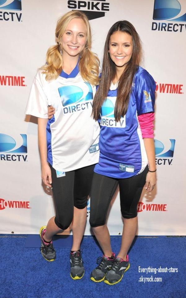 Evénement: DIRECTV's Sixth Annual Celebrity Beach Bowl    le 4 Févrierr 2012
