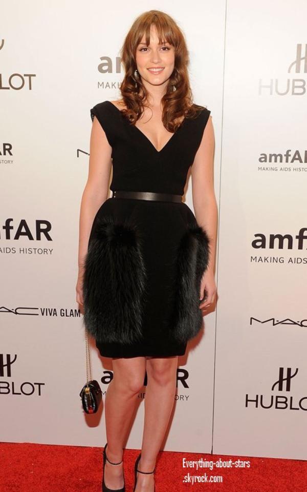 "Evénement: ""2012 amfAR New York Gala"" à New York  le 8 Février 2012"