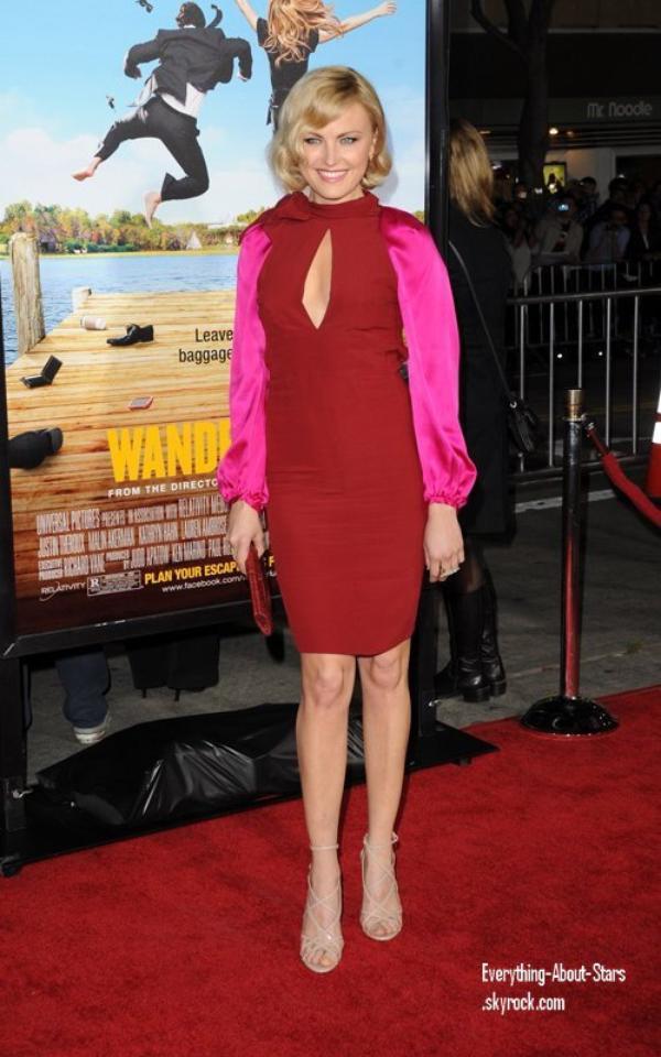 """Evénement: A la première de """"Wanderlust"""" au Théâtre Mann Village Westwood à Los Angeles   le 16 Février 2012"""