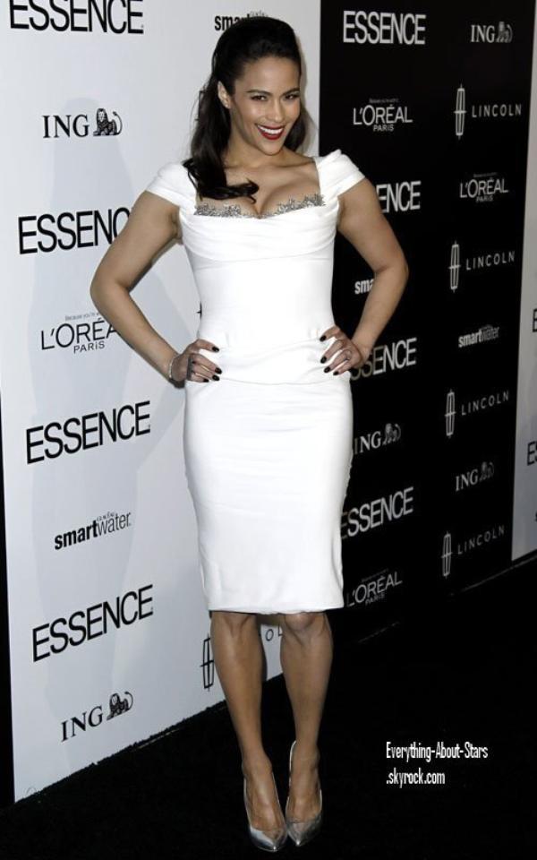 """Evénement:  Emma, Jordin, Kelly et Paula été présentent au """"  5th Annual ESSENCE Black Women"""" à Hollywood   le 22 Février 2012"""