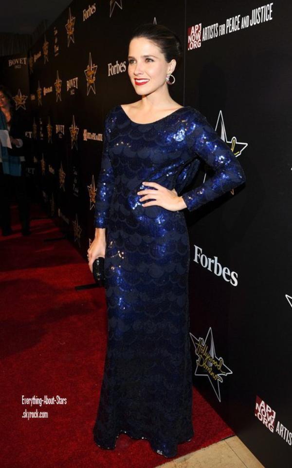 Evénement: Leann, Misha, Sophia et Ali été présentent au  5th Annual Hollywood Domino Gala à Los Angeles   le 23 Février 2012