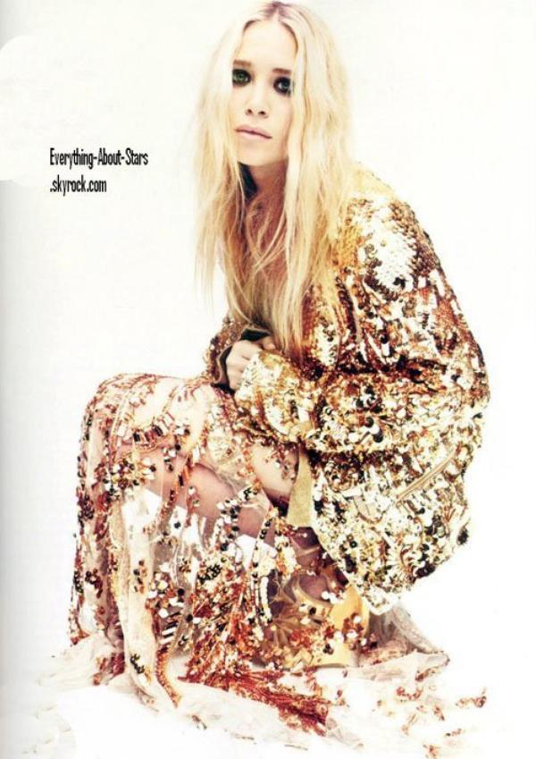 Magazine: Les soeurs Olsen en couverture de ELLE