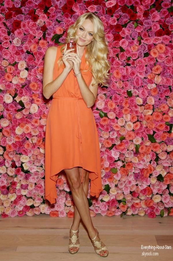 Erin Heatherton, Toni Garnn et Lindsay Ellingson été a la boutique de Victoria's Secret pour le lancement d' un nouveau parfum et d'une nouvelle marque de soutien-gorge   le 17 Avril 2012