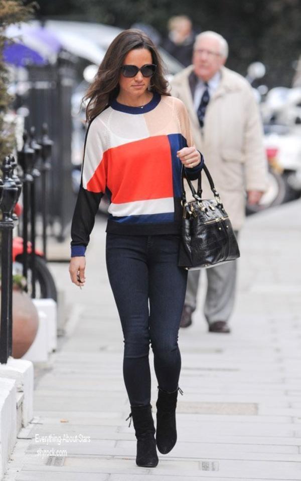 Zoom sur la tenue de Pippa Middleton: